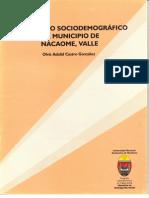Diagnostico Sociodemográfico Nacaome, Valle