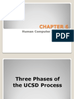 Chapter 6 (Human Computer Interaction)