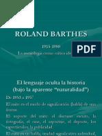 Roland Barthes[1]