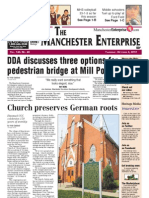 Manchester Enterprise Front Page Oct. 4, 2012