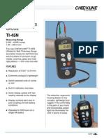 TI-45N Brochure