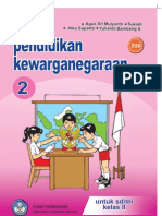 BukuBse.belajarOnlineGratis.com Kelas II SD Pendidikan Kewarganegaraan Agus Sri Mulyanto-0