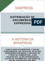 Trabalho de Logística - Braspress