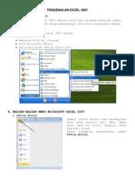 Pengenalan Excel 2007-1