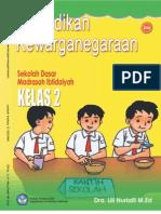 BukuBse.belajarOnlineGratis.com Kelas II SD Pendidikan Kewarganegaraan Lili Nurlaili-0