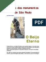 A Sina dos Monumentos de São Paulo
