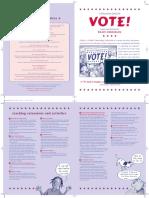 Vote Discussion Guide