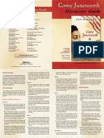 Come Juneteenth Discussion Guide