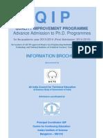 Qip Brochure Phd
