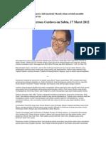 Prof. Dr Tagatat Tejasen Ahli Anatomi Masuk Islam Setelah Meniliti Kebenaran Ayat Alqur'An