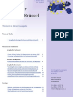 Newsletter Tirol in Europa am 3.Oktober 2012