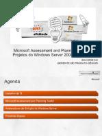 10 - Planeje suas migraçoes com o MAP - Microsoft Application Planning Tookit