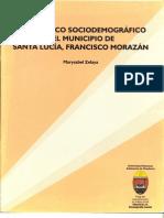 Diagnostico Sociodemográficos del Municipio Santa Lucia