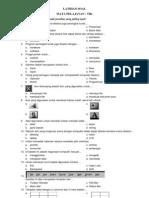 Latihan Soal Microsoft Word 2007