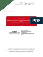 Ensayo - Reflexiones Críticas sobre la Ley del Tribunal Constitucional Plurinacional en Bolivia - Redalyc 2012