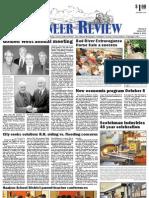 Pioneer Review, October 4, 2012
