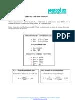Exemplo Estudo Proteção CELESC