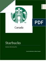 Starbucka Canada