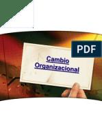 Organizaciones y Cambio-Organizacional