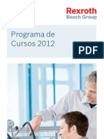 Programa de Cursos 2012