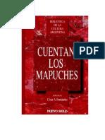 Fernandez, Cesar a - Cuentan Los Mapuches
