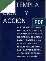 Contemplacion y Accion M F Sciacca.pdf