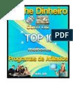 TOP 10 - Melhores Programas de Afiliados