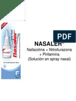 Plan de Lanzamiento - Nasaler (Tecnica)