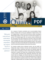 Johnstone Newsletter 2012 Q4