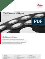 Leica Elements of Optics RvD Basic Booklet 2012 En