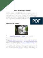 Sistema de Salud en Colombia 2