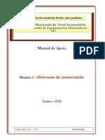 Material -SISTEMAS NUMERAÇÃO - SDAC - Módulo I