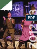 theatreWashington Guide 2012-2013