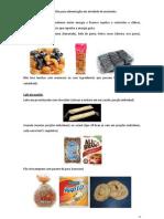 Sugestões para alimentação em atividade de montanha