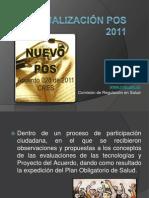 Actualización POS 2011
