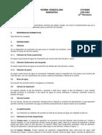 Norma 1294-01 Hidrante