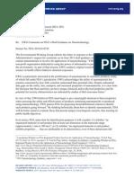 EWG FDA Comments Nano Guidance August 2011