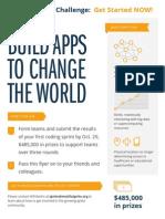 Mozilla IGNITE Poster