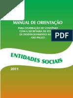 manual celebração de convenios