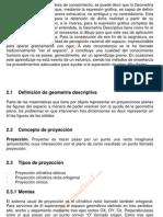 Conceptos generales de la geometría tridimensional
