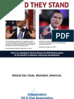Obama/Romney United Postcard