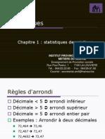 Chap 1 Stat Descriptive