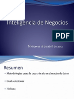 18-Inteligencia de Negocios