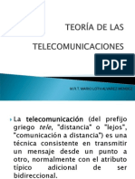 Telecomunicaci n