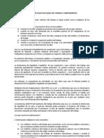 Suspension Colectiva Ilegal Del Trabajo y Arbitramento
