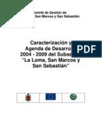 Subsector La Loma 12 Junio 2005