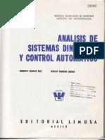 Analisis de Sistemas Dinamicos y Control Automatico -Roberto Canales Ruiz & Renato Barrera Rivera