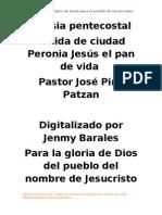 El Bautismo en El Nombre de Jesus
