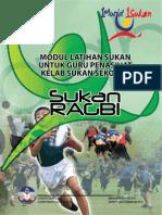 Modul Latihan Sukan Ragbi