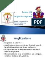 Expo de Religion VIII y La Iglesia Anglicana